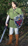 Link Cosplay 1