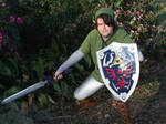 Link Cosplay 3