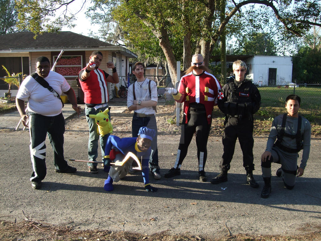 Before MegaCon 2013... by linkinspirit95
