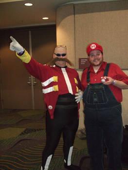 Meeting Mario!