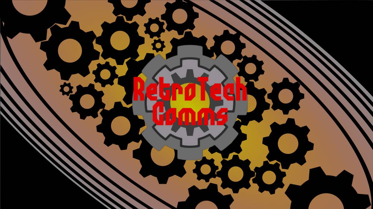 RetroTechComms Banner by linkinspirit95