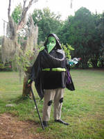 The Plague of Shadows approaches. (Plague Knight) by linkinspirit95