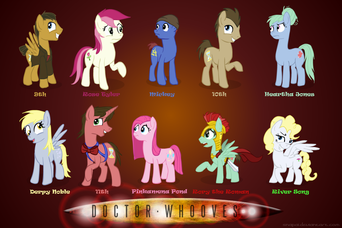 My little pony rose tyler - photo#23