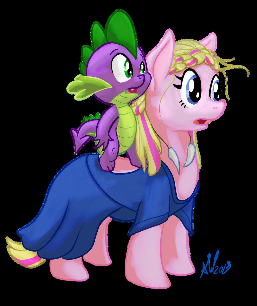 Game of Ponies by Snapai