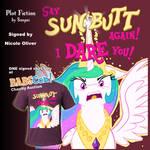 Plot Fiction Shirt Design