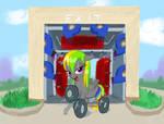 Wetmane Wheely