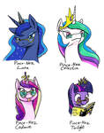 The Royal Pincenezzes
