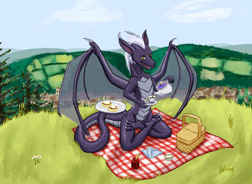 Kyreeth Teatime by Snapai