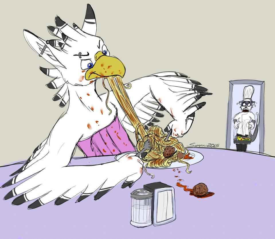 Raptor Habits by Snapai