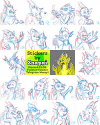 Snapai sticker updates 3-28