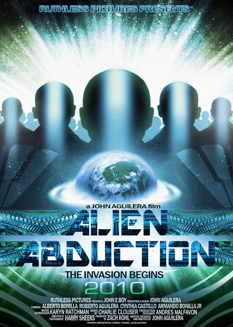 Alien Abductionby Joy Pad Master