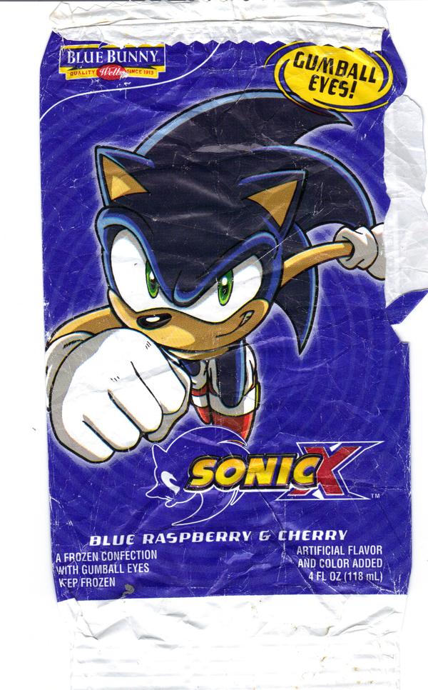 sonic the hedgehog ice cream by silverthehedgehog524 on