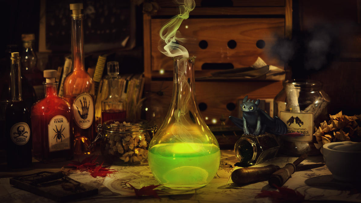 The Wizards Lab fraumau Wallpaper 1920 x 1080 by Ivelp