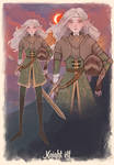 CLOSED Adopt: auction | Knight elf by finegold
