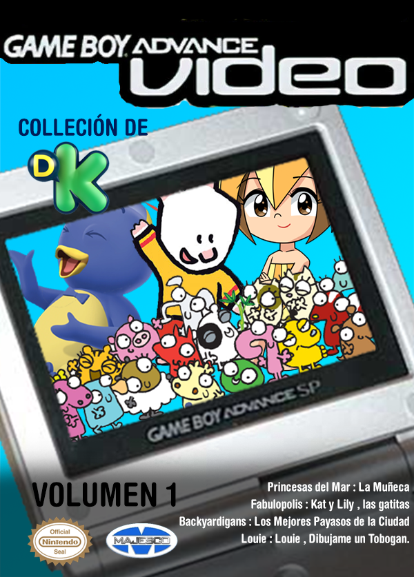 GameBoy Video - Discovery Kids Collection Vol. 1 by NDSxWii