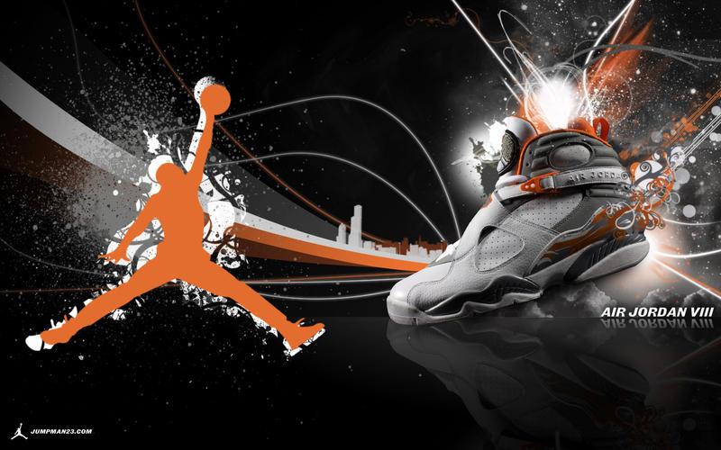 Air Jordan VIII by RomanGod