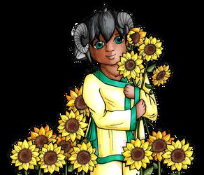 Sunflowers (10 year redraw)