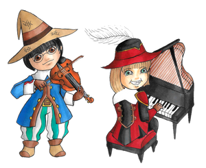 Musical mages