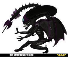 Flying Xenomorphs  (information) by ChristoMan