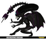 Flying Xenomorphs  (information)