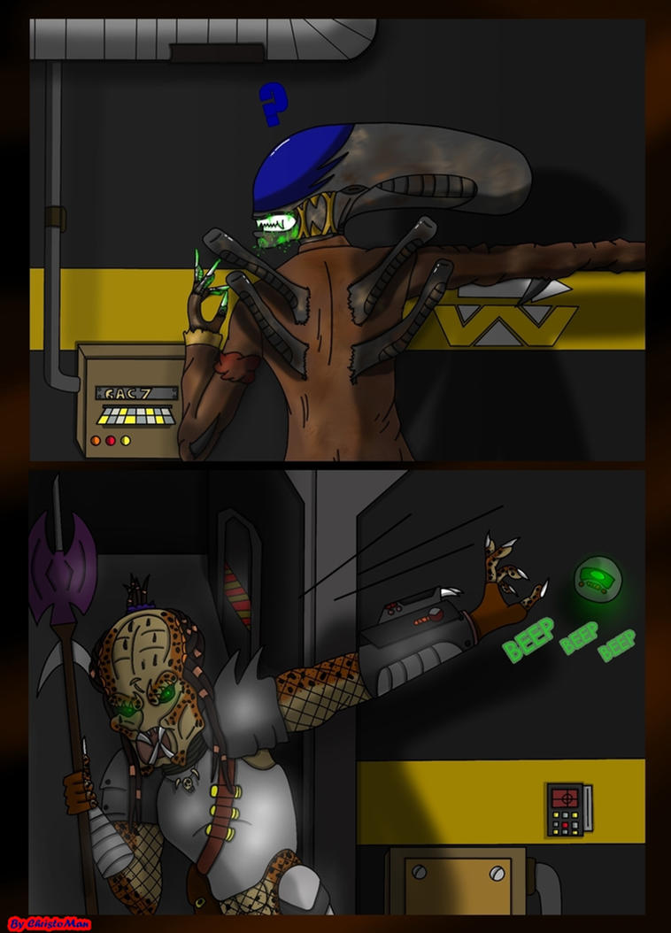 AVP: The Hive Rogue (Page 2) by ChristoMan