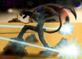 Dune Showdown by ChristoMan