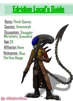 Edridion Local's Guide (Flinch Spacey) by ChristoMan
