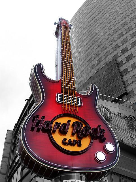 Hard Rock Cafe Warszawa Pin