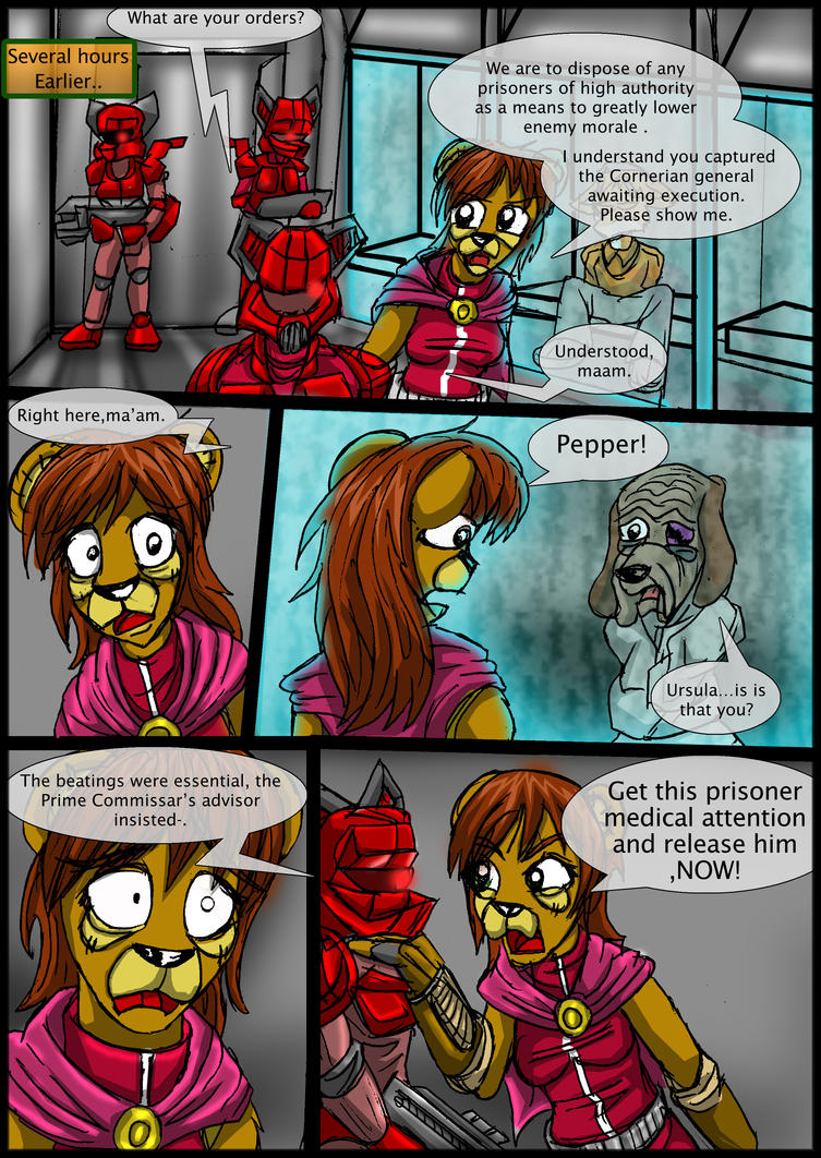 Page186 : Timeless encounters page by mikeorion on deviantart