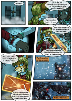 Chronicles of Polaris Preview Page 2 of 3