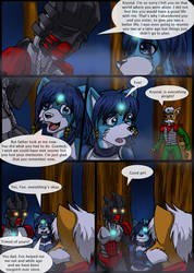 Timeless Encounters Page 223 by MikeOrion