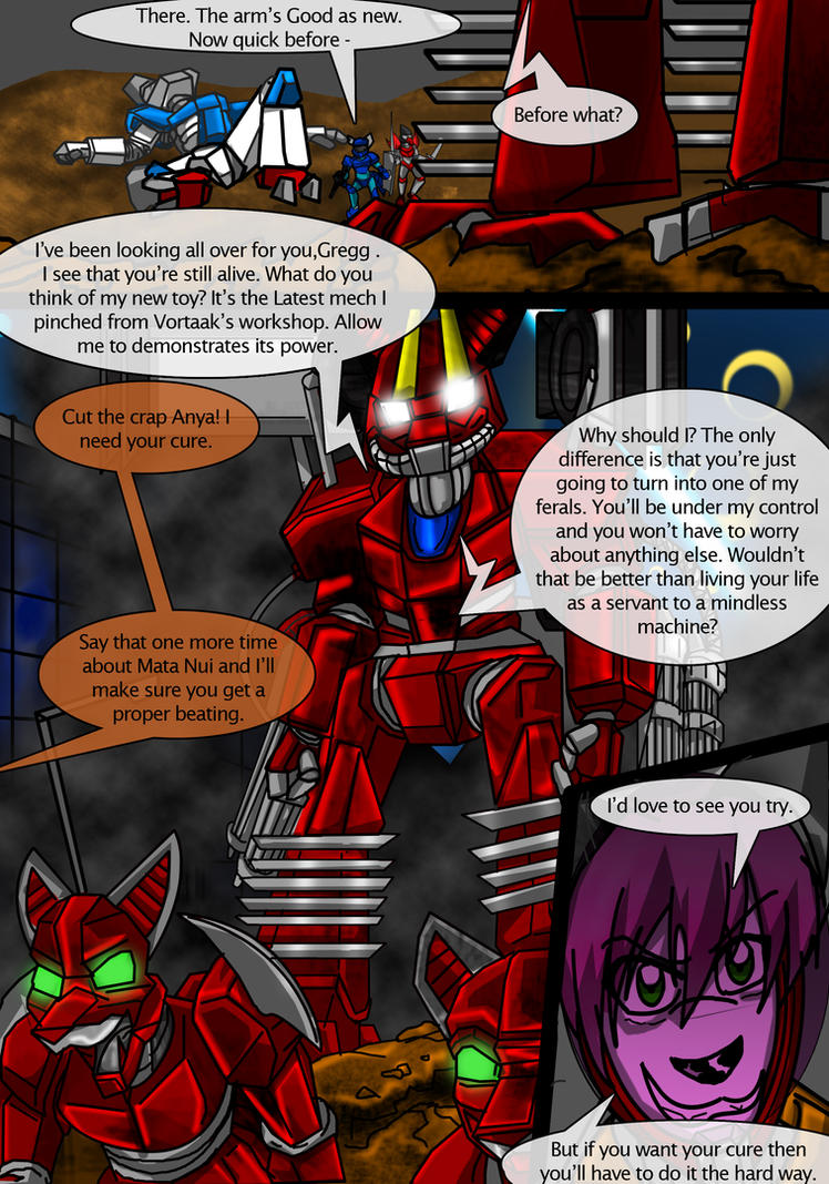 Timeless Encounters page 225 by MikeOrion