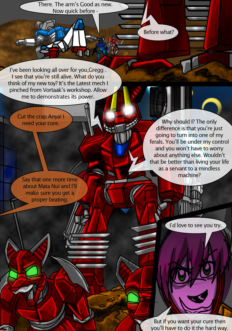 Timeless Encounters page 225 by Micgrol
