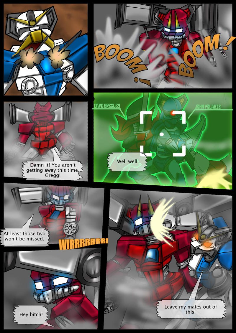 Timeless Encounters Page 226 by MikeOrion