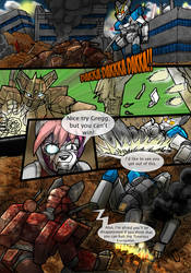 Timeless Encounters Page 231 by MikeOrion