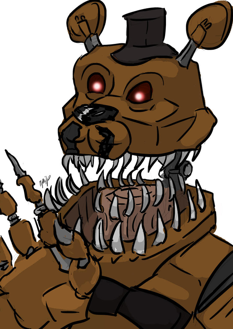 Freddy 4 by MikeOrion