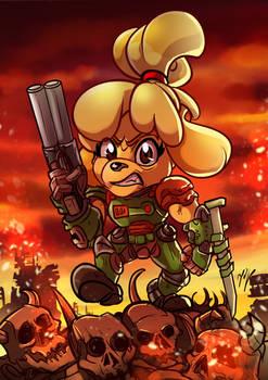 Animal Crossing / Doom Eternal Mashup