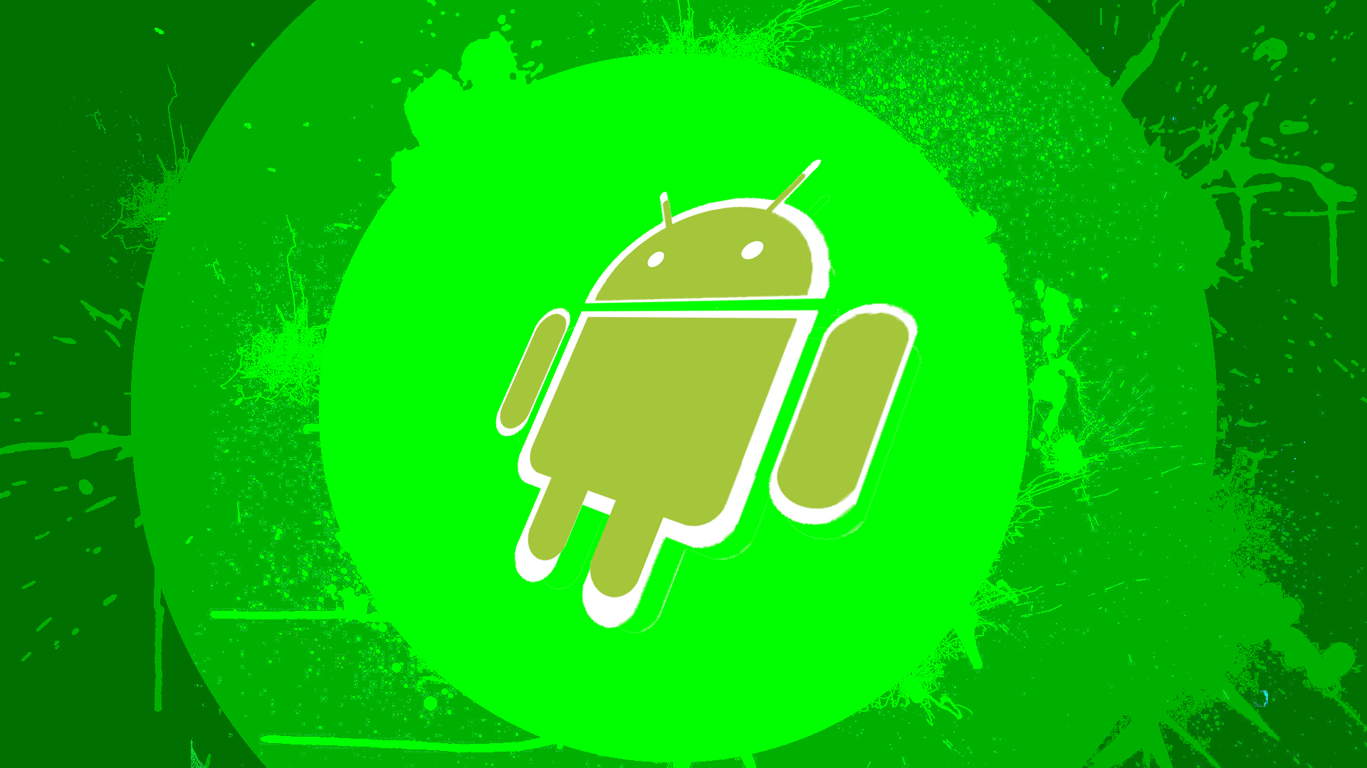 Free Hd Wallpapers For Android Group 67: Green Android Wallpaper (104 Wallpapers)