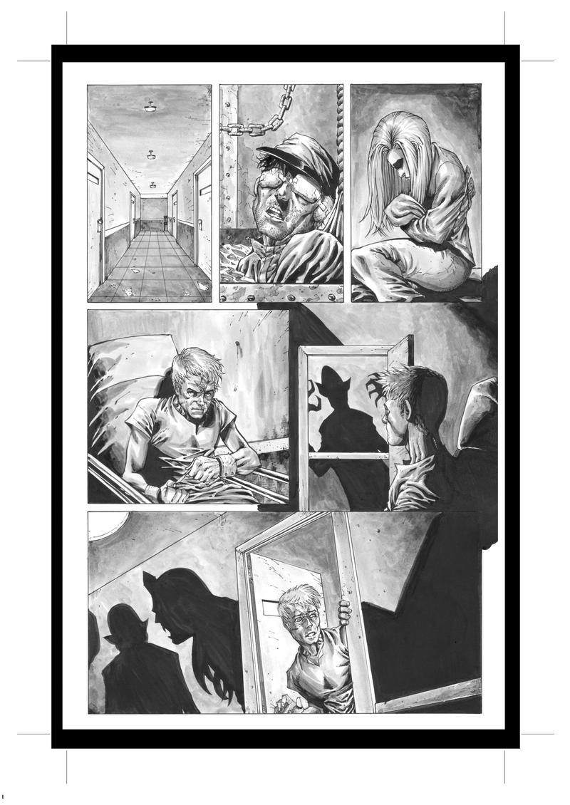 Funhouse of Horrors 3 Page 18 by RudyVasquez