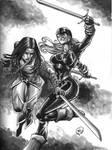 Cheshire vs Ravager