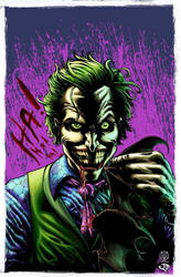 JokerRocksColored by RudyVasquez