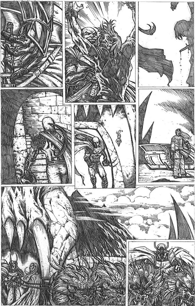 Something Evil Issue3 Page 8 by RudyVasquez