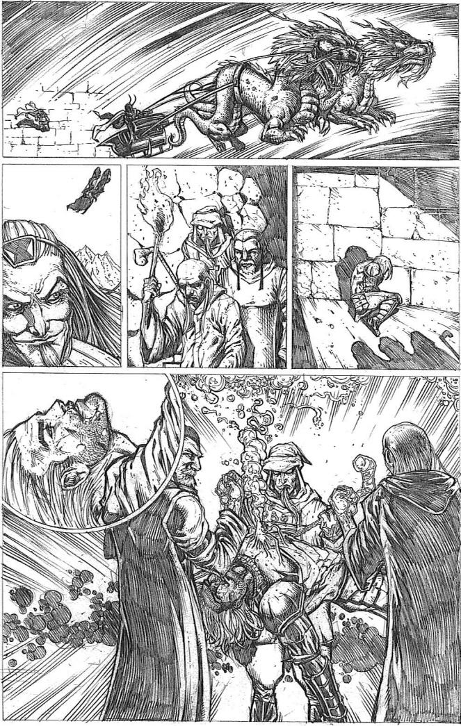 Something Evil Issue3 Page 9 by RudyVasquez