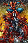 Spidey Spawn colors