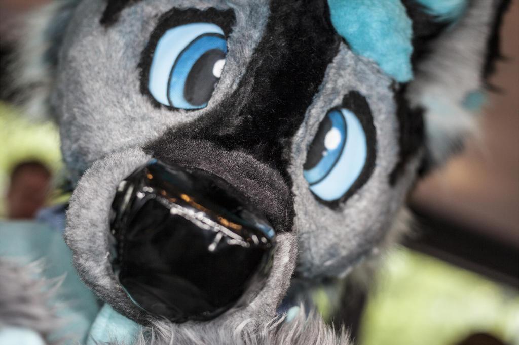 Beep Boop Werewolf by Felixcani