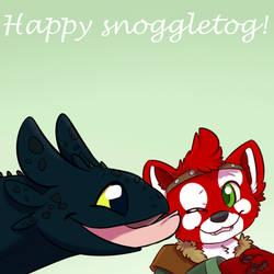 HAPPY SNOGGLETOG!