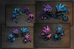Jewel Dragon Family