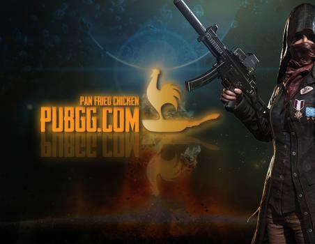 PUBGG.COM app title screen
