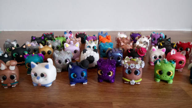 Small Collection of Squibits