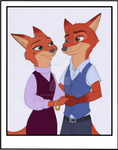 Zootopia - Let's get married
